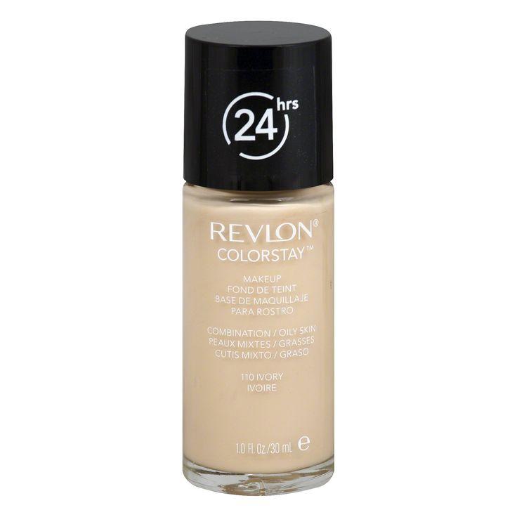 Revlon Color Stay Foundation 110 Ivory - 1 fl oz
