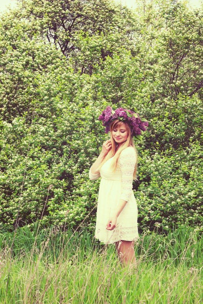 Poznańskie blogi modowe: Juliette in Wonderland: lilac queen