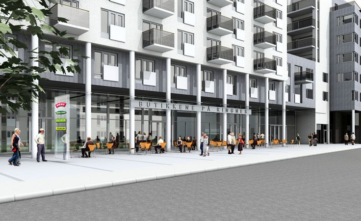 Ringnes Park : Bygg.no - Byggeindustrien