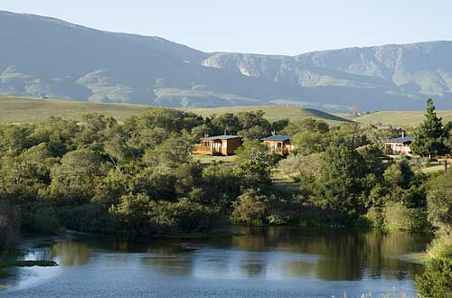 Bontebok National Park cabins, South Africa, Jacques Cronje TimberDesign