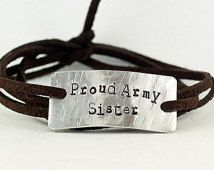 proud army sister, soldier jewelry, military family, military proud army mom, proud army wife, deployment jewelry, military jewelry