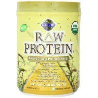Garden of Life RAW Organic Protein, 622g Powder Review - THE BEST PROTEIN POWDER REVIEWS