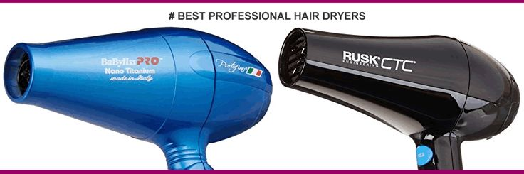 BEST PROFESSIONAL HAIR DRYERS