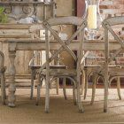 Hooker Furniture Wakefield Rectangle Leg Dining Table