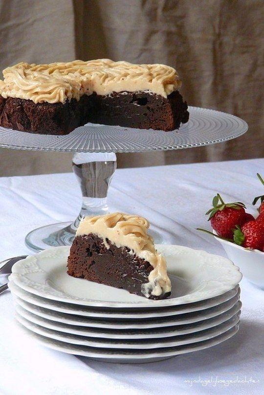 Птичье молоко торт брауни рецепт с фото