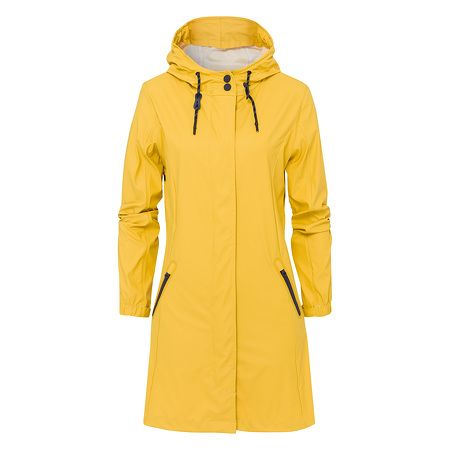 Raincoat Hudson Bay - Bad weather. No problem. This lightweight raincoat made of waterproof fabric provides perfect protection for changeable days, whether in the city or by the coast.