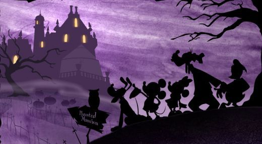 """What's Halloween without the """"Disney Halloween Treat"""".."""
