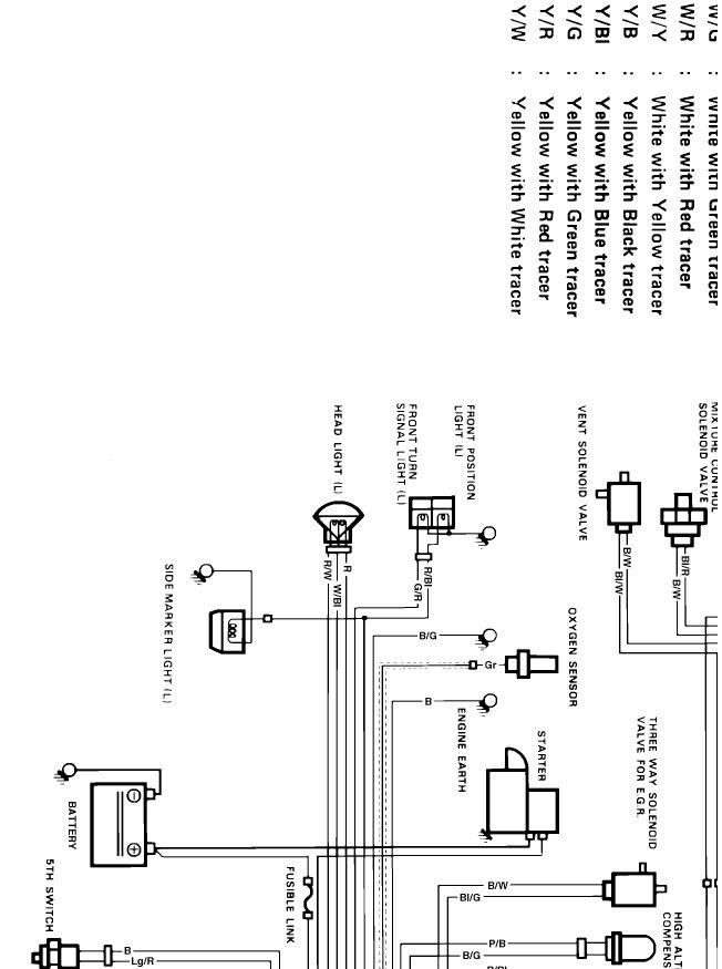 I Need A Wiring Diagram For A Suzuki Samurai