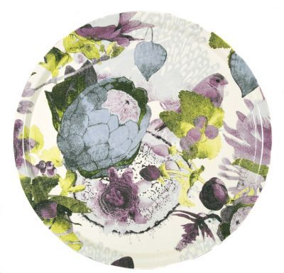 Mairo Anemone tray. Designed by Tess Jacobson.