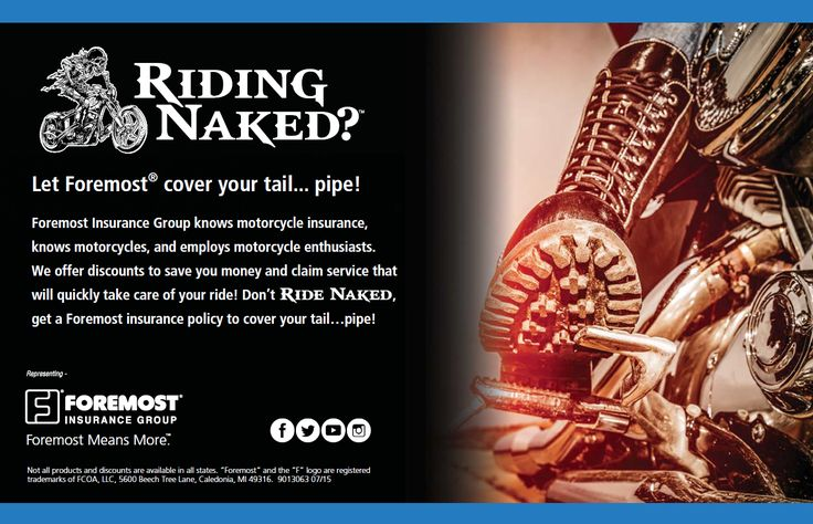 Don't Ride Naked- Insure Your Moped, Vespa, or Scooter by calling 877-917-5295