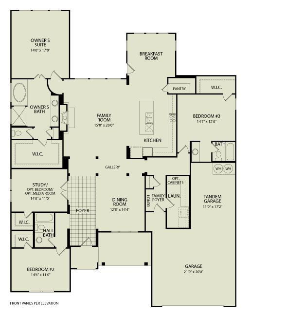 Custom Home Floor Plans Mississippi