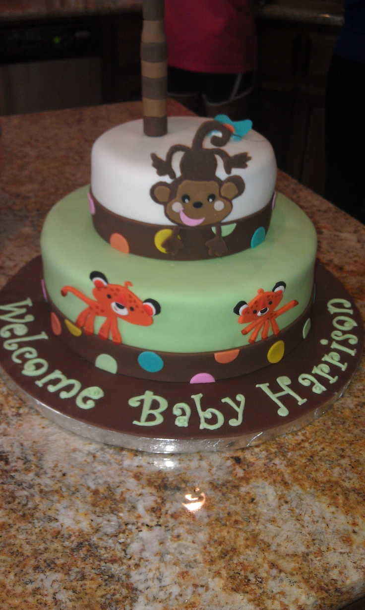 17 Best Images About Baby Boy Jungle Theme Shower