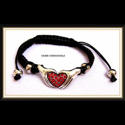how to fix a shamballa bracelet