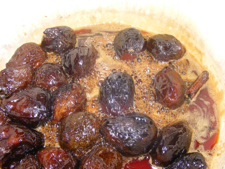 Caramelized Figs Cooked | ☮ Just figs !! | Pinterest