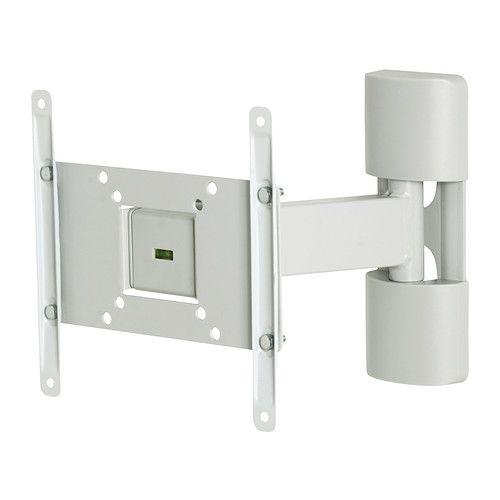 IKEA - UPPLEVA, Wall bracket för TV, tilt/swivel, , The built-in level makes it easy for you to hang your TV straight.