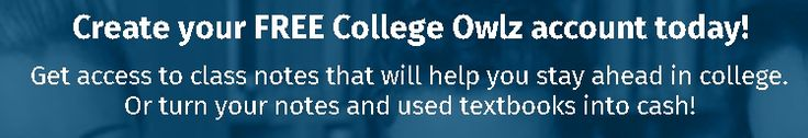 In college? Turn your notes and used textbooks into cash!
