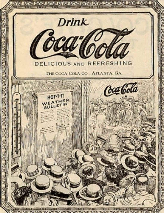 41 propagandas antigas da Coca-Cola para inspiração   Criatives   Blog Design, Inspirações, Tutoriais, Web Design