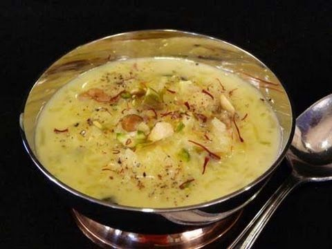 Kheer recipe - Indian rice pudding