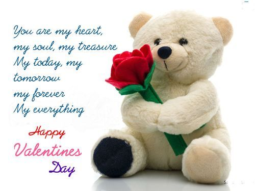 Happy Teddy day Images – Teddy day wishes, messages and pictures