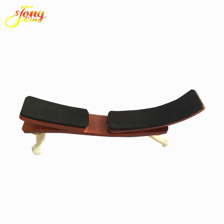 Violin Shoulder Rest 4/4 3/4 High Grade Hardwood Brass Violino Shoulder Pad Professional Violin Parts Accessories
