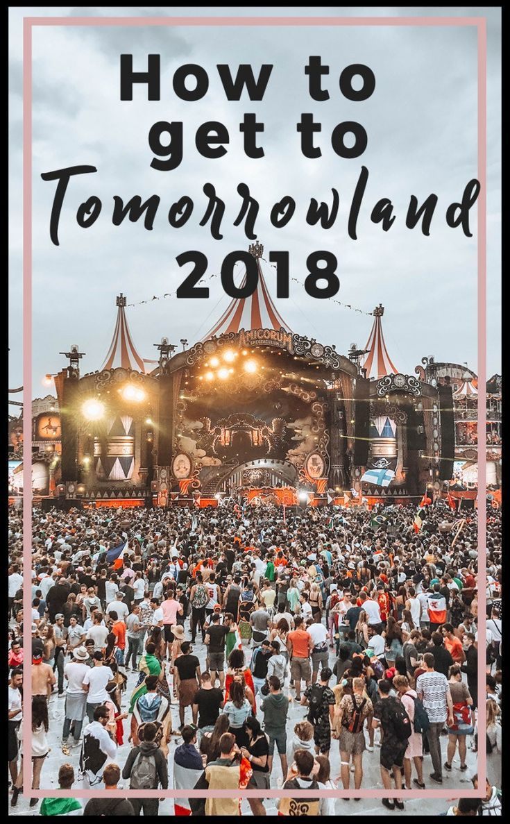 Tomorrowland is not just a music festival. It's a feeling. It's a movement. Tomorrowland is without question the best music festival in the world. But getting a ticket to the festival is more than difficult. Tomorrowland 2018 tickets will sell out in mere minutes. I've been lucky enough to go to the festival 4 times, so I want to share with you how to score tickets to Tomorrowland. Here's my comprehensive guide to get to Tomorrowland 2018. #TOMORROWLAND #musicfestival #belgium…