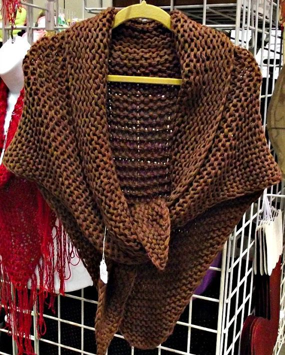 Claire's Outlander Shawl Hand Knitting Pattern Only for by knitme1