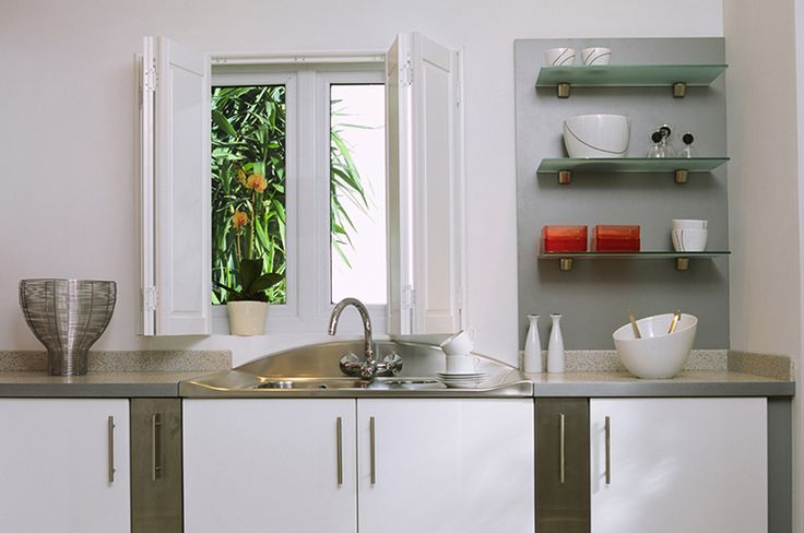 17 best images about solid panels shutters on pinterest - Solid panel interior window shutters ...
