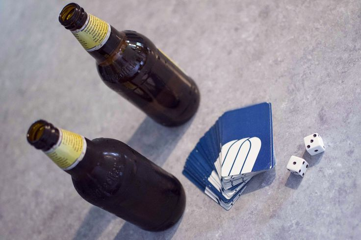 Fun Drinking Games for Two People to Play