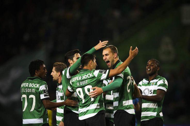 O Sporting vence Feirense por 2-0. O Sporting venceu o Feirense em Alvalade por 2-1 numa partida em que Bas Dost foi o homem do jogo. O matador holandês ma