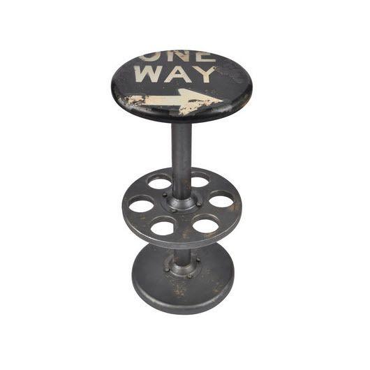 Vavoom Emporium - Substation One Way Bar Stool, $221.00 (http://www.vavoom.com.au/substation-one-way-bar-stool/)
