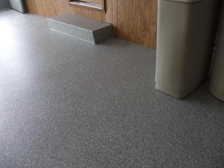 Man Cave Garage Floor : Garage flooring epoxy fort wayne area ultimate