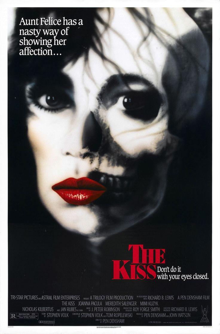 The Kiss (1988) Stars: Joanna Pacula, Meredith Salenger, Mimi Kuzyk ~ Director: Pen Densham