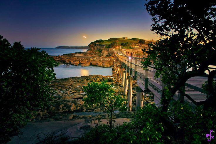 Bare Island @ La Perouse NSW