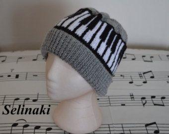 Piano Ring Adjustable Keyboard Music Ring by bySelinaki on Etsy