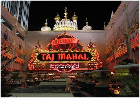 Atlantic City Trump Taj Mahal