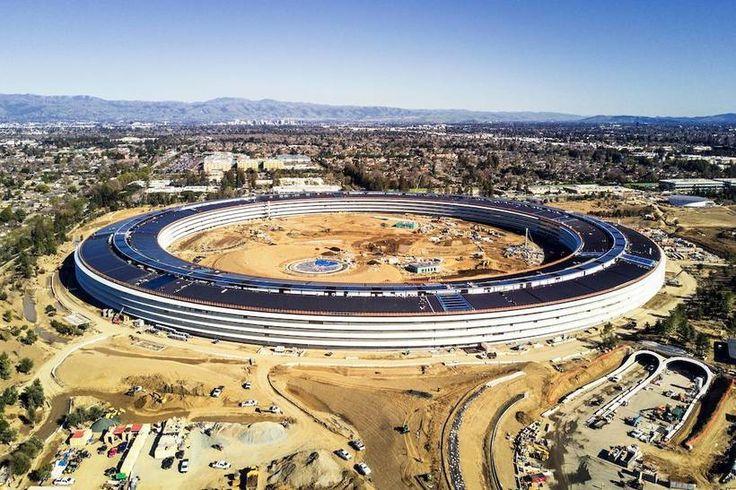 Apple rakentaa uutta pääkonttoriaan Kaliforniaan. Katso videolta, miltä 13 000 työntekijän uusi työpaikka näyttää.