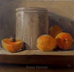 Daily Blog | Penny German | Contemporary Oil Paintings