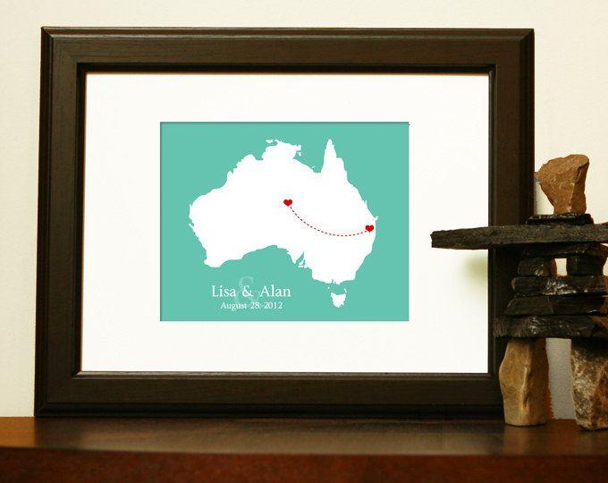Unique Wedding Anniversary Gifts Australia : unique anniversary gifts anniversary gift for boyfriend anniversary ...