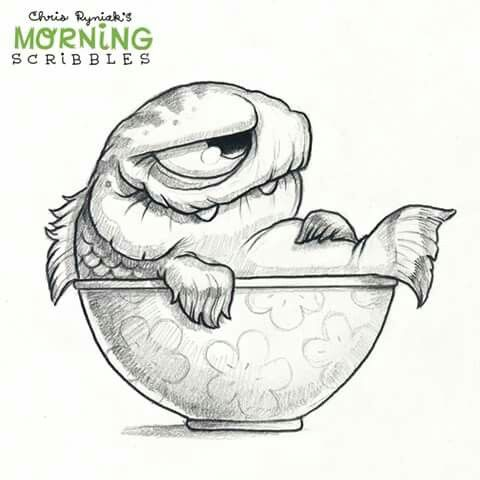 1031 best images about morning scribbles on pinterest for Funny simple drawings