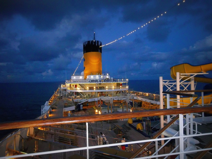 Crucero Costa Fortuna www.crucerista.net #cruceros #viajes #vacaciones #costacruceros