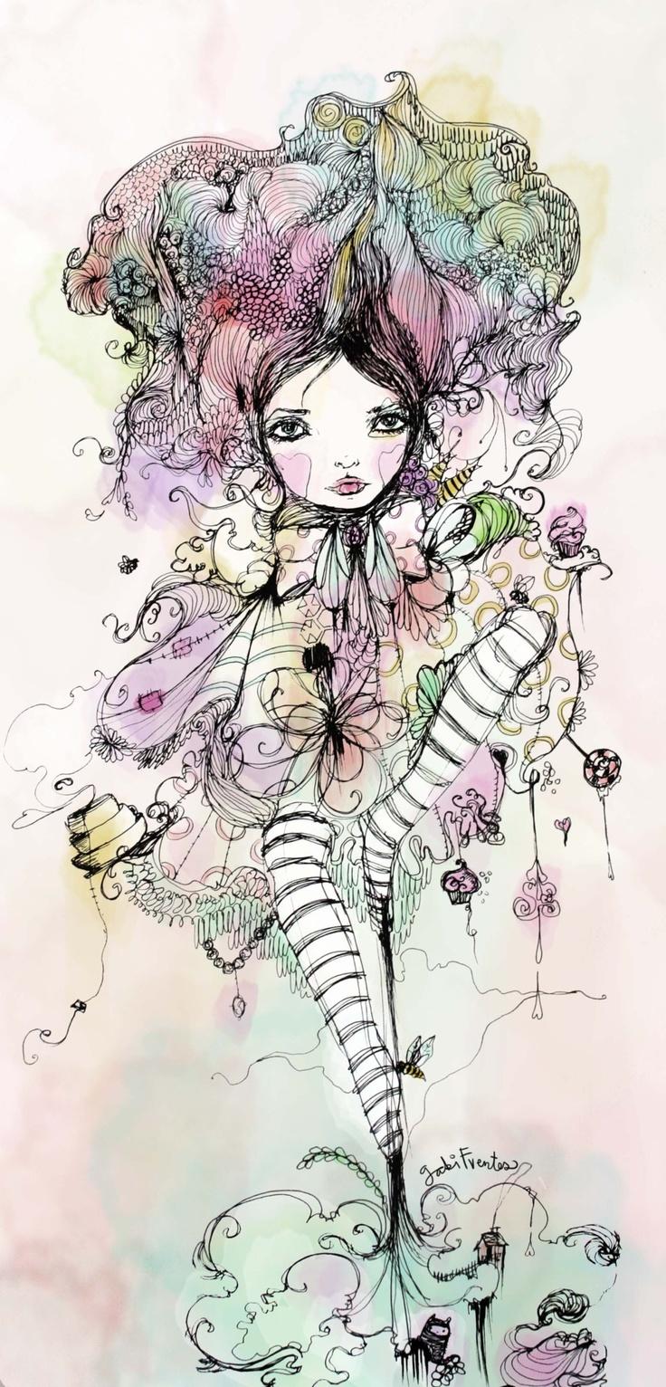 15 mejores imágenes de dibujos blanco y negro en Pinterest | Drawing ...
