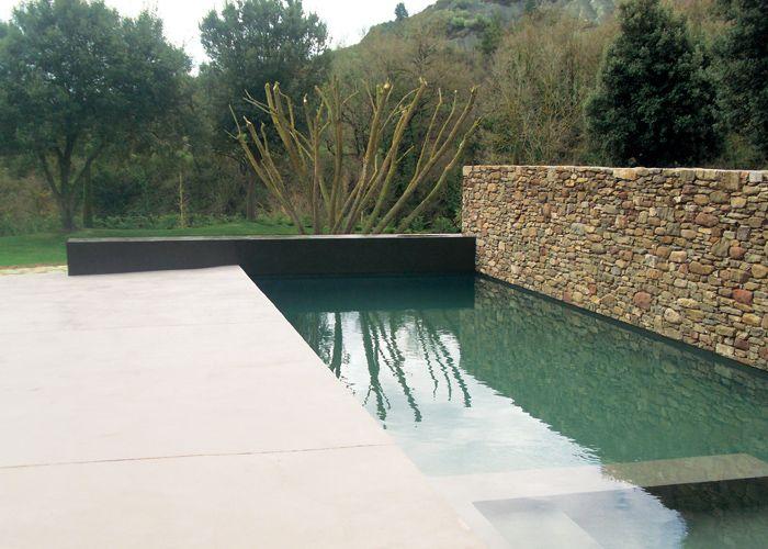 M s de 1000 ideas sobre piscinas de piedra en pinterest for Piscinas hechas con piedras