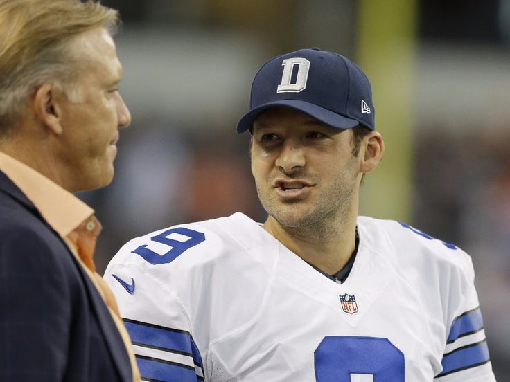 Tony Romo reportedly wants to play for the Denver Broncos next year if he doesn't retire