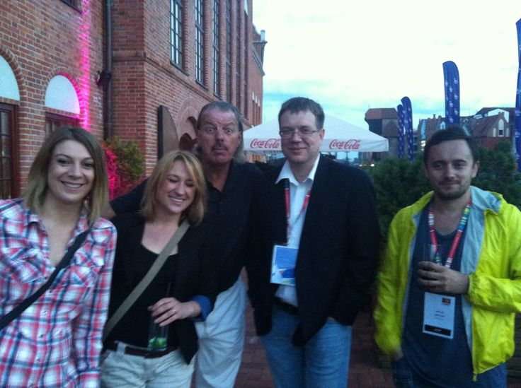 Keynote speakers at #mediarunfestival #Gdańsk