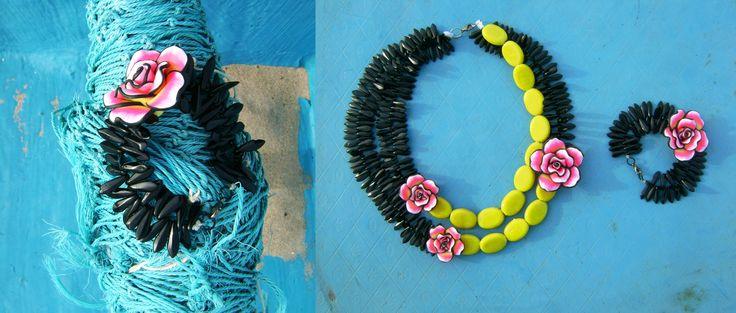 Aloha Bracelet ALO006 Aloha Necklace ALO007