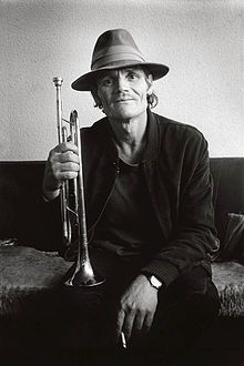 Chet Baker ~ An American jazz trumpeter, flugelhornist and singer. Baker's earliest notable professional gigs were with saxophonist Vido Musso's band, and also with tenor saxophonist Stan Getz, though he earned much more renown in 1951 when he was chosen by Charlie Parker to play with him for a series of West Coast engagements. Baker's most prolific era as a recording artist was 1978-88. His extensive output is strewn across numerous labels. None of these recordings ever reached a wider…