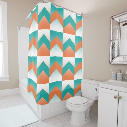 coral and blue shower curtain. Coastal Coral Shower Curtain Best 25  shower curtains ideas on Pinterest Teal kid