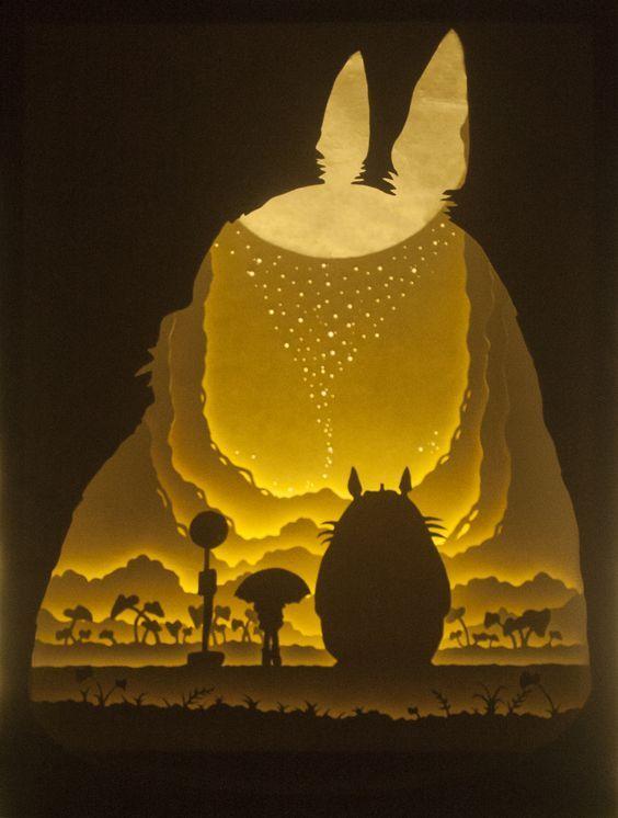 1832 best Totoro images on Pinterest   Hayao miyazaki, Studio ghibli ...