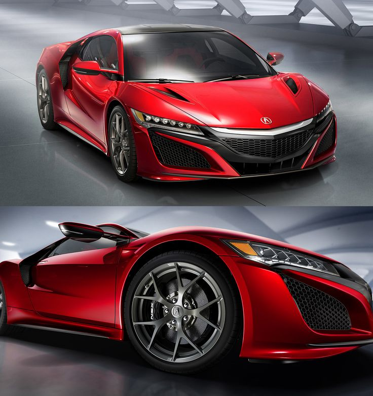 8 Best Acura NSX Super Sports Cars Images On Pinterest