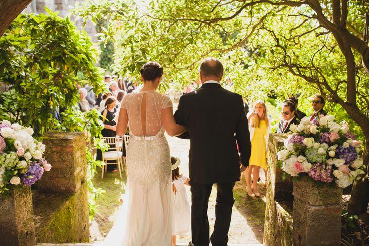 Casa dos Penedos - Wedding Venue   Palace   Fairy Tale   Sintra   Destination Wedding   Portugal   Hugo Coelho Fotografia